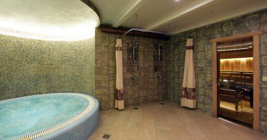 Pirtys, baseinai, sūkurinės vonios Klaipėdoje ir šalia jos