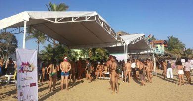 Į lankomiausių šalių TOP3 iškilo netikėta šalis: turistai į nudistų paplūdimius plūsta nepaisant COVID-19